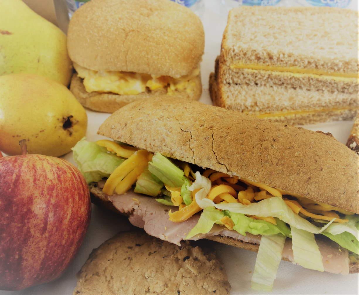 healthy irish school meals